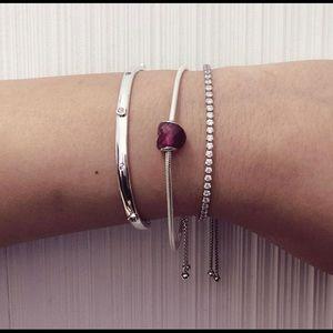 Pandora Jewelry - Pandora Sparkling Tennis Bracelet